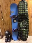 Snowboard-paket